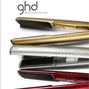 ghd Gold Styler, Ceramic Flat Iron for Hair 1""